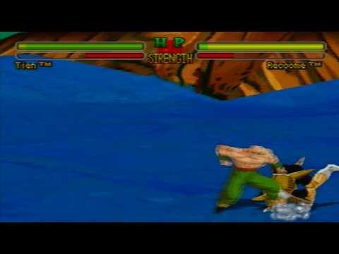 preview-Dragon Ball Z: Ultimate Battle 22 (PS1) (Yuriofwind)