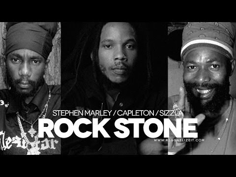Video Stephen Marley feat. Sizzla & Capleton - Rock Stone (Revelation Part II: The Fruit of Life) download in MP3, 3GP, MP4, WEBM, AVI, FLV January 2017