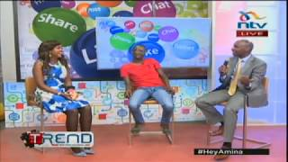 Video #theTrend: Nyambane and Njugush compare old vs new comedy MP3, 3GP, MP4, WEBM, AVI, FLV Desember 2018