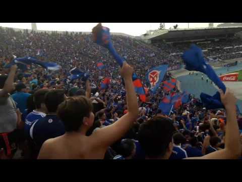 La polera se armo la fiesta / U de Chile vs Everton / 2017 - Los de Abajo - Universidad de Chile - La U
