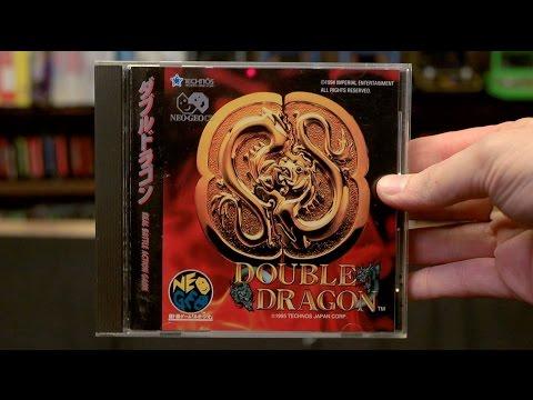 Double Dragon (Neo Geo CD Game) James & Mike Mondays