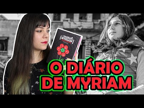 O Diário de Myriam - Myriam Rawick & Philippe Lobjois [RESENHA]