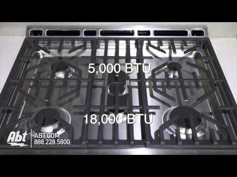 , title : 'Frigidaire Professional 30 Stainless Steel Freestanding Gas Range FPGH3077RF - Overview'