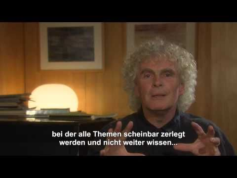 Simon Rattle on Beethoven's Symphony No. 4