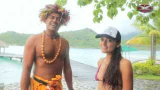 Learn Tahitian with host Coral Rodriguez! Learn basic words to get your around the islands in French Polynesia. This is a clip from an episode of Planet X filmed ...
