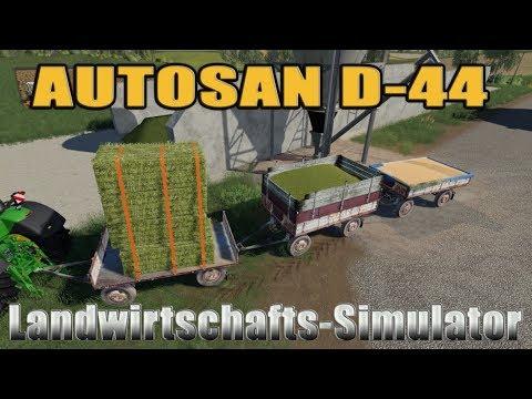 Autosan d-44 v1.0.0.0