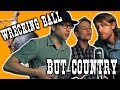 Cover Of The Week: 'Wrecking Ball' In Country Western