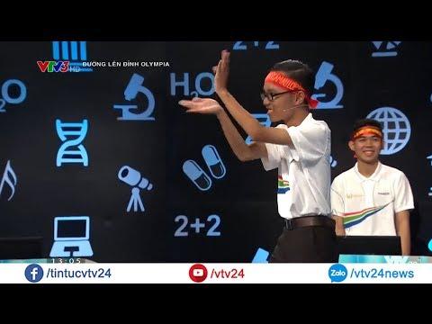 Lại Kinh Châu đến từ Cà Mau múa quạt cực chất tại Đường Lên Đỉnh Olympia @ vcloz.com