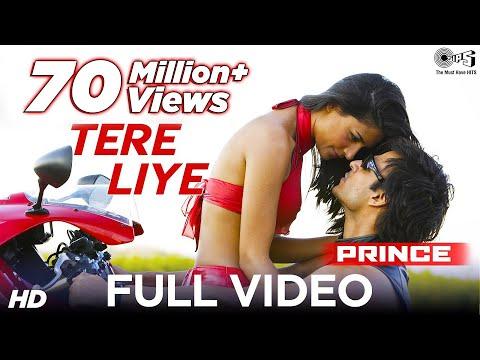 Video Tere Liye - Vídeo Song | Prince | Vivek Oberoi, Aruna Sheilds | Atif Aslam, Shreya Ghoshal download in MP3, 3GP, MP4, WEBM, AVI, FLV January 2017