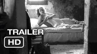 The Artist and the Model Official Trailer 1 (2013) - Black&White Drama HD