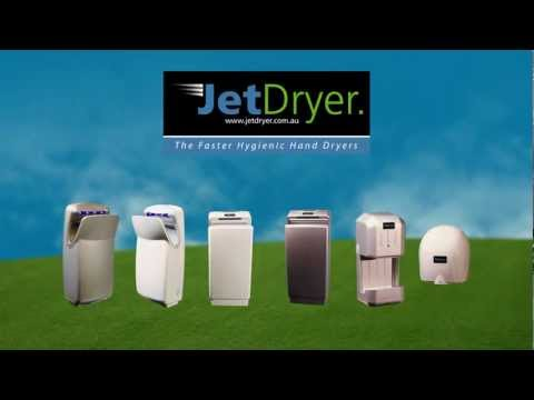 Jet Dryer - Company video
