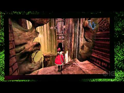 Alice: Madness Returns First Gameplay Demo