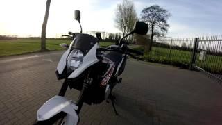 10. Walkaround // Husqvarna TR650 STRADA // Motorcycle