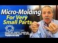 Micro Injection Molding for Plastic Micro Parts - Makuta