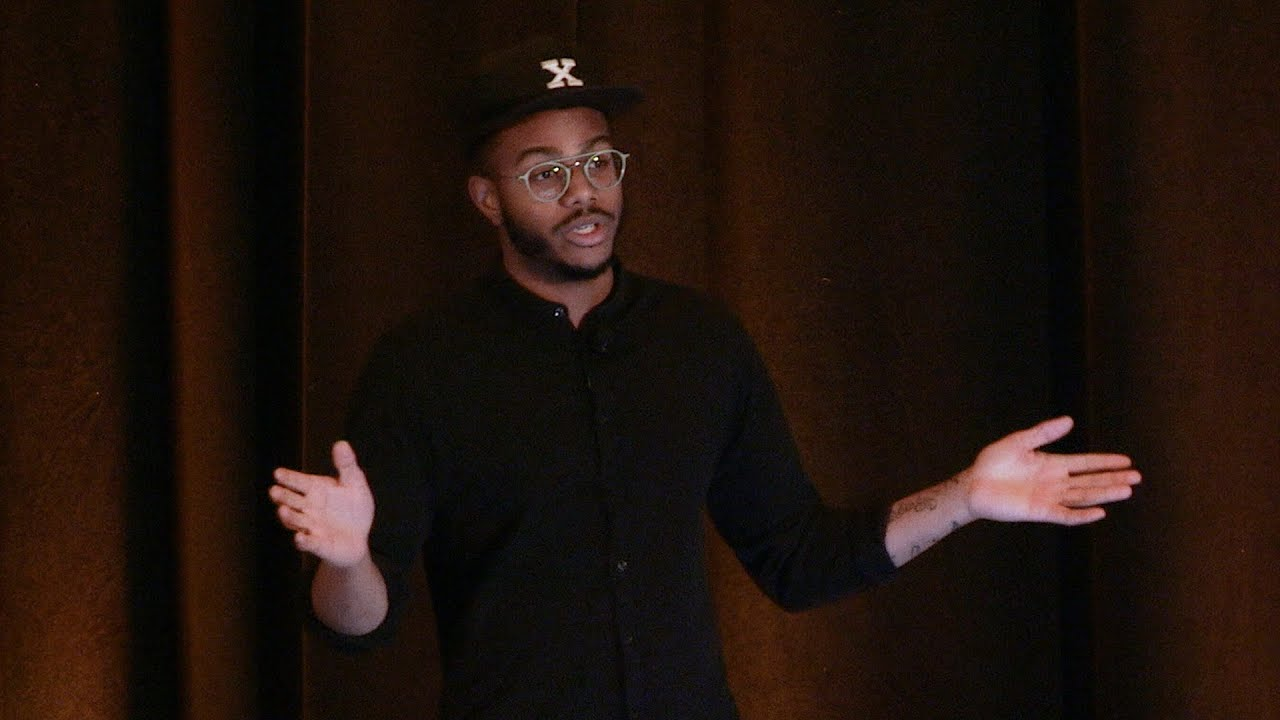 Kwame Onwuachi (author of Notes from a Young Black Chef) at the FYE® Conference 2020