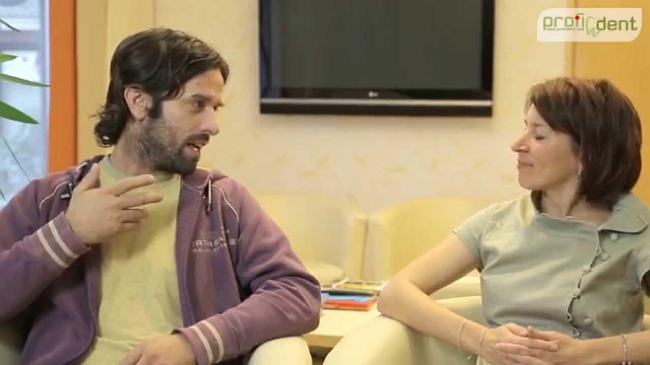 Interjú olasz páciensünkkel