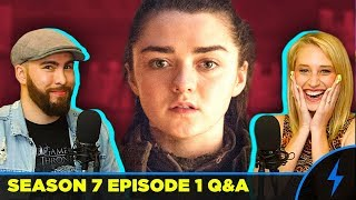 It's the Games of Thrones Season 7 Premiere! And this is also the premiere of Maude Garrett and Filup Molina's new RECAP & REVIEW show! Our hosts will cover ...
