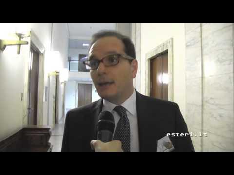 X Conferenza degli Ambasciatori – Intervista Ambasciatore a Belgrado, Giuseppe Manzo