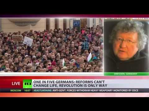 20% of Germans advocate revolution - 'globalisa...