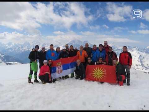 Profesori PMF osvojili Elbrus