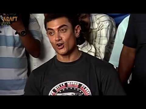 Video Aamir Khan Singing Papa kehte Hain Bada Naam Karega download in MP3, 3GP, MP4, WEBM, AVI, FLV January 2017