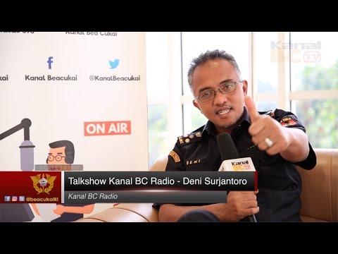 Talkshow Kanal BC Radio - Deni Surjantoro