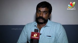 Vijay sethupathi, Ashwin, Swati at Idharkuthane Aasaipattai Balakumara Press Show | Tamil Movie