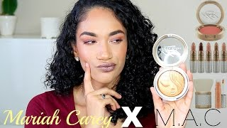 """Video MARIAH CAREY X MAC """" FIRST IMPRESSION"""" & THOUGHTS ON THE COLLECTION MP3, 3GP, MP4, WEBM, AVI, FLV November 2018"""