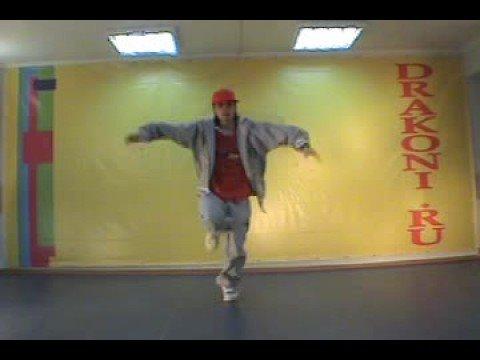 Обучающее видео hip-hop (хип-хоп): демонстрация