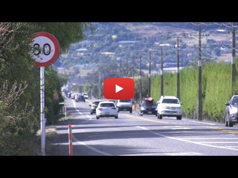 Changing Speeds: SH60 Appleby Highway