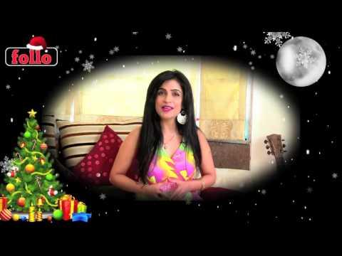 Shibani Kashyap Wishes Cristmas & New Year On follo