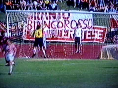 Serie C2-B 96/97 - Maceratese-Arezzo 1-0