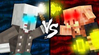 Piglin Brute vs. Vindicator - Minecraft
