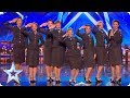 Day Darlings DAZZLE the Judges! | Auditions | BGT 2018