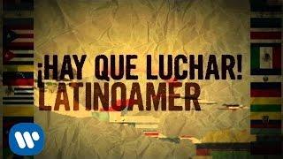 Maná - Latinoamérica  (Lyric Video)