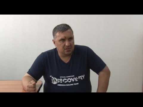 Задержанный ФСБ в Крыму Панов подал сигнал во время допроса. ВИДЕО