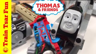 Playing with our Spencer collection from Thomas and Friends! In this video we show you our large collection of Spencer the Grand including some new items we just got! Which is your favorite?We have HO Scale Bachmann, Tomy, Track Master, Take N Play, Learning Curve, Thomas Minis, Thomas Woooden Railway, MEGA Bloks (very rare), San Diego Comic Com Exclusive, Talking Spencers, motorized Spencer - so much Spencer! Kid and family friendly videos about toy trains, real trains, and more!Thomas the Tank Engine, Chuggington, LEGO trains, and more fun!Please SUBSCRIBE for more Train fun: http://bit.ly/1v93HUTMy LEGO Channel: http://www.youtube.com/user/bricktsarMy Toys Channel: http://www.youtube.com/user/jolson37My Son: http://www.youtube.com/user/theymightbebricksMy daughter: http://www.youtube.com/user/sowhosthatgirlMrs. BrickTsar: http://www.youtube.com/user/seagrove697My Website: http://www.traintsarfun.comHelp support our channel by buying on Amazon: http://amzn.to/2aUvc1fLEGO on Amazon: http://amzn.to/2aEgHxVInstagram: http://www.instagram.com/traintsarfunFacebook: http://www.facebook.com/traintsarfunTwitter: http://www.twitter.com/traintsarfun