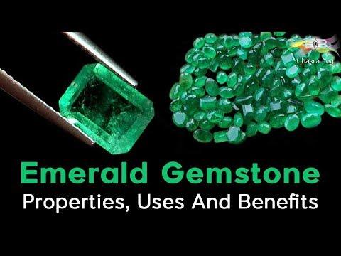 Emerald Gemstone: Properties, Uses And Benefits