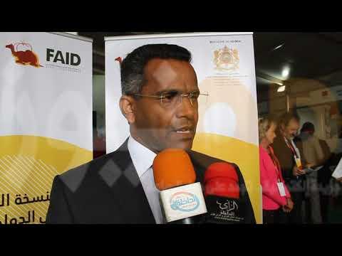 تصريح السيد احمد بابا اعمر على هامش فعاليات المعرض الدولي للفلاحة