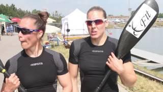 SK Račice 2016: Milica Starović posle plasmana u finale u K2-500