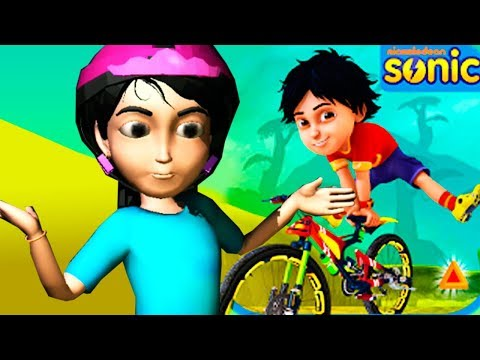 Shiva Bicycle Racing - Android Gameplay Trailer - Walkthrough Episode 2