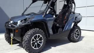 10. The New 2017 Can-Am Commander LIMITED 1000 UTV For Sale in Chandler AZ!
