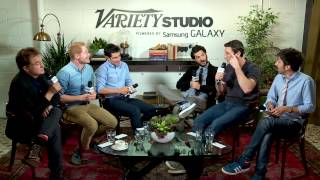 Variety Studio Powered by Samsung Galaxy: Supporting Actor in a Comedy Conversation