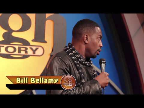Rodman, DeRay Davis, Corey Holcomb, Bill Bellamy @ Chocolate Sundaes Comedy Show (11/10/13)