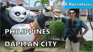 Dapitan Philippines  city photos gallery : Gloria de Dapitan, Rizal Park & Shrine, Mindanao, Philippines S2 Ep22