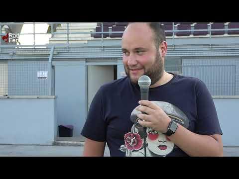 Intervista al Segretario del Ferentino Calcio Alessandro Zera