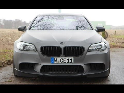 autoblogger - Manhart has some upgrades for the BMW M5 (F10), with a max of 710 hp! Via http://www.abhd.nl/video/manhart-bmw-m5/