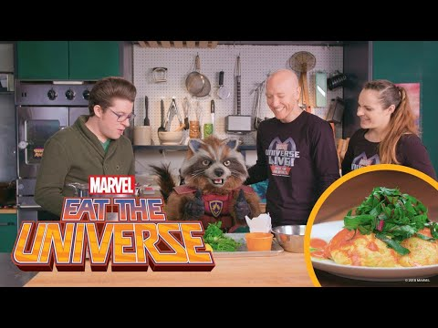Eat the Universe: Episode 5 - Rocket's Trash Omelette