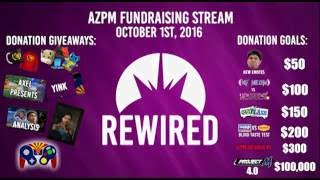 AZPM Rewired 2016 Fundraiser Trailer: Controllers, Quiplash, and More!