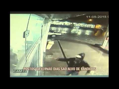 Segurança armado impede assalto a posto de combustíveis em Campanha, no Sul de Minas